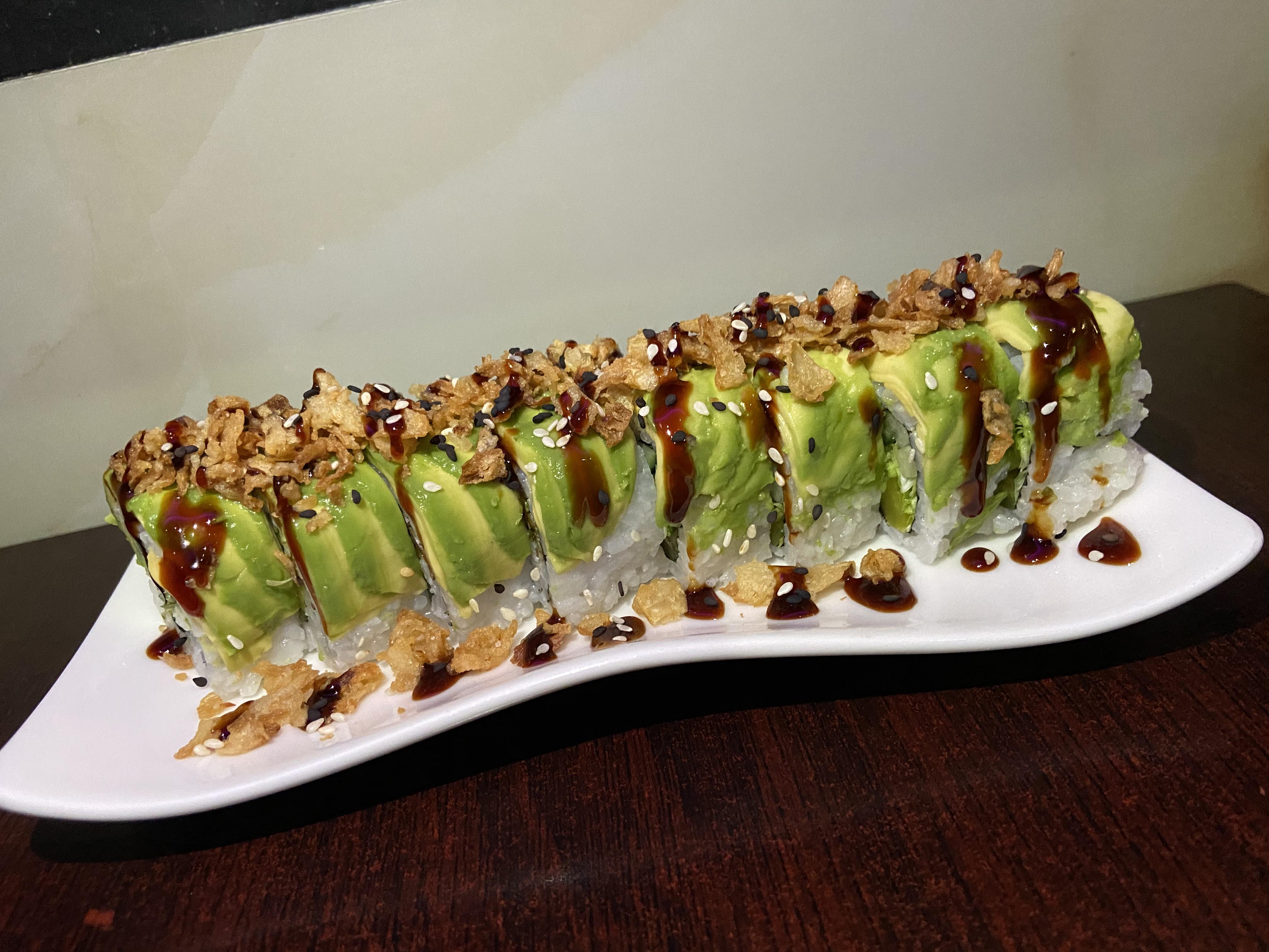 Shinrin roll (vege)